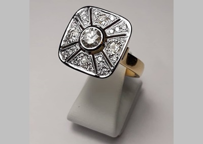 Diamond Dress Ring 1